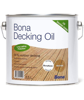 Bona Decking Oil / Бона Декинг Ойл Масло для наружных работ