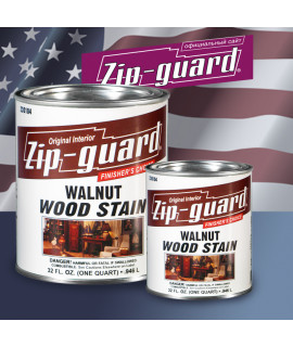 Zip-Guard (Зип-Гуард) ORIGINAL TRANSPARENT OIL-BASED WOOD STAIN Морилка