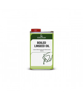 BORMA WACHS (Борма) Boiled Linseed Oil  Льняная олифа