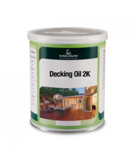 BORMA WACHS (Борма) Decking Oil 2K Масло датское