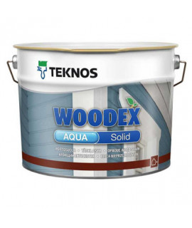 TEKNOS Woodex Aqua Solid/ Текнос Вудекс Аква Солид Антисептик