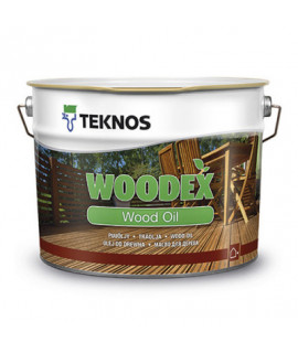 TEKNOS Woodex Wood Oil/ Текнос Вудекс Вуд Ойл Масло для дерева